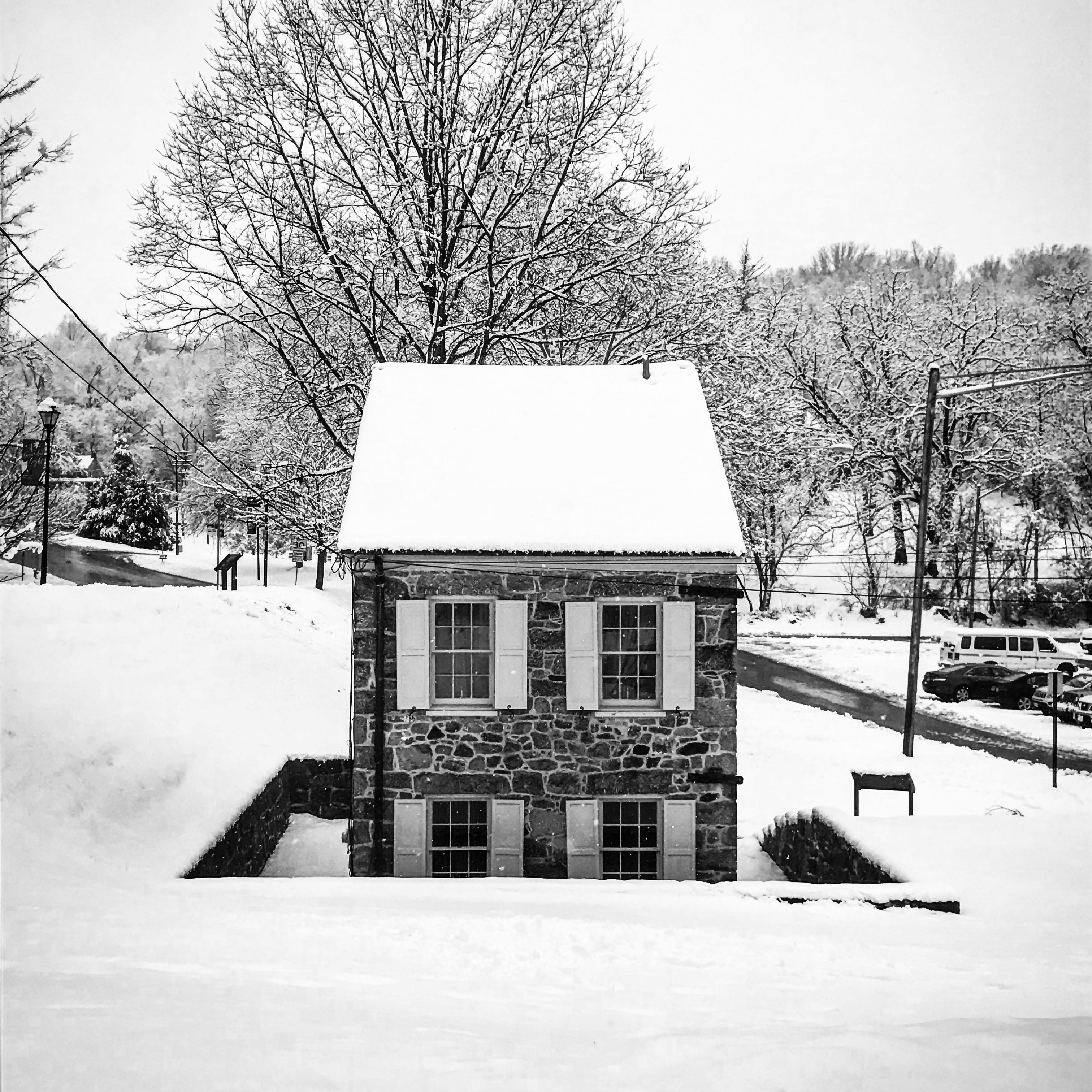 The Old Courthouse, Ellicott City, Md. (c.1840 - May 27, 2018)