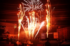Camden Collection - Fireworks Night, Baltimore, Maryland
