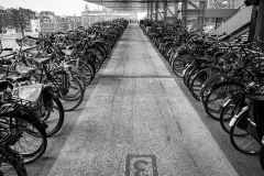 Bicycle Garage, Amsterdam Centraal