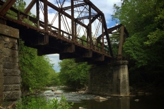 The Railroad Bridge