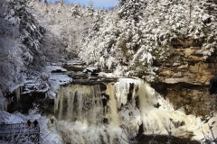Blackwater Falls, Canaan Valley WV